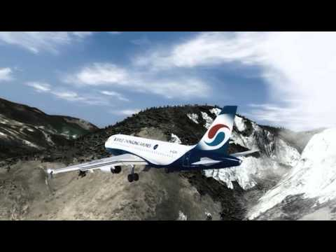 [P3D Movie] the Virtual Chongqing Airlines