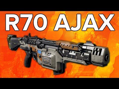 Black Ops Ajax R