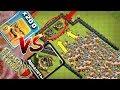TROLL DÜZENE TROLL SALDIRILAR YAPMAK !! | Clash OF Clans