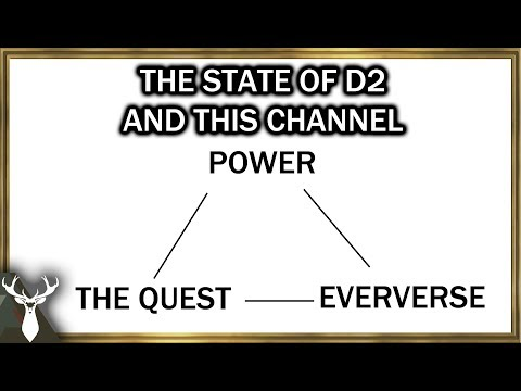 Download Youtube: The State of Destiny 2 and This Channel