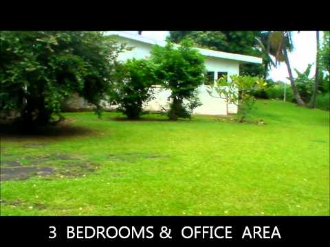 3 Bedroom home for sale, Arorangi, Rarotonga