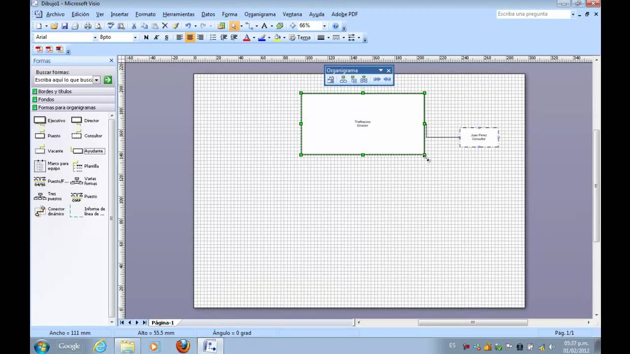 Como usar visio de microsoft office para crear graficas - Cambiar puertas casa ...