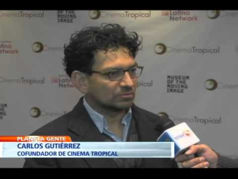 Carlos gutierrez cinema tropical