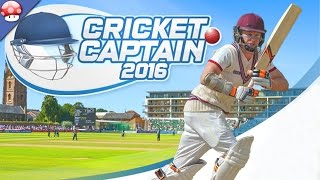 Cricket Captain 2016 | PC Gameplay Walkthrough