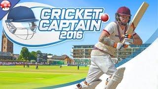 Cricket Captain 2016 | PC Gameplay Walkthrough