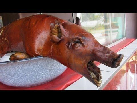 Balinese Suckling Pig (Babi Guling), Travel Video Guide