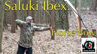 Saluki Ibex
