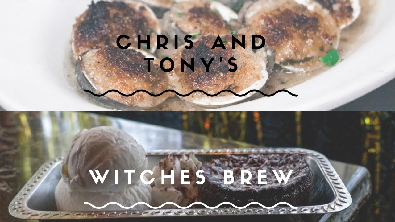 Chris and Tony's and Witches Brew, Long Island Food Tour