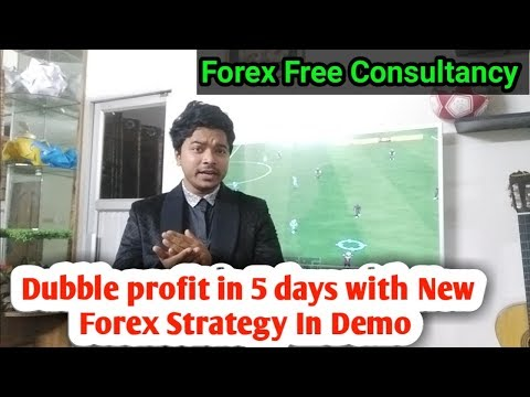 Dubble profit in 5 days with new Forex Strategy in demo and Forex Free Consultancy By Asirfx