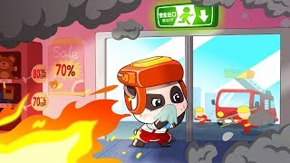 Baby Panda's Child Safety | Play Safe | Kids Games | Game Trailer | Children Learning | BabyBus