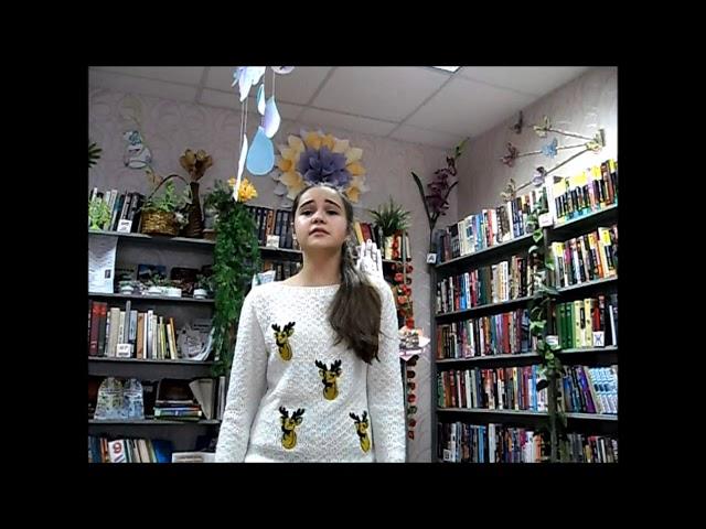 Изображение предпросмотра прочтения – СуламитаЕрошкина читает произведение «- Дети, не знавшие войны» М.С.Сафиулина