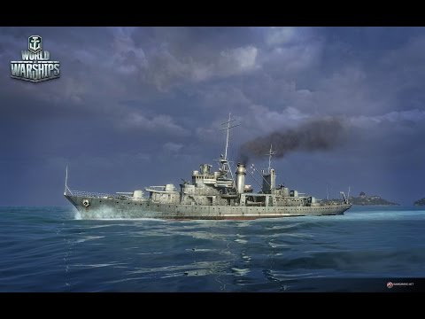 World of Warships - How to Assign Commander Skills [FTF]