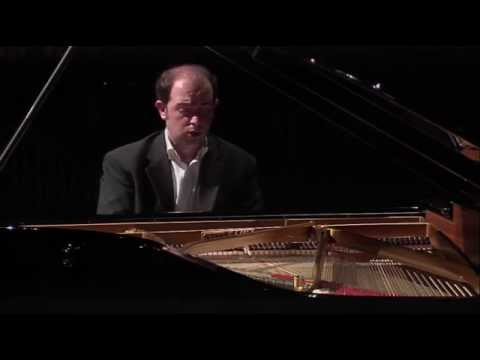 François Dumont Performing Bach, Mozart, Tanguy, Chopin (CIPC 2013)