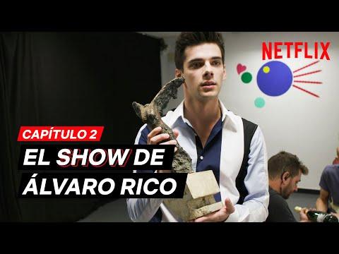 El SHOW de ÁLVARO RICO | ÉLITE 3 | Netflix España