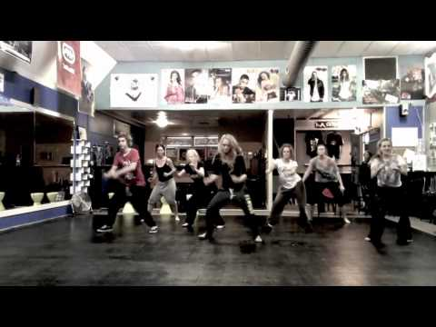 'Dance The Night Away' David Banner Choreography Tess PLover