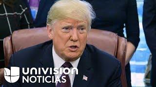 Las estrategias de la administración Trump para evitar la llegada de indocumentados que buscan asilo
