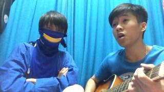 Điện máy xanh | guitar cover | ám ảnh kinh hoàng =))