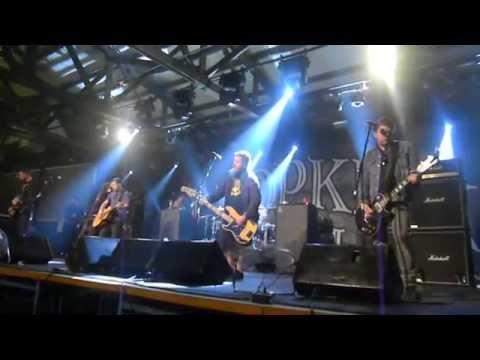 Dropkick Murphys - My Hero live Mexico 2014