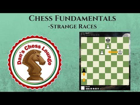 Chess Endgame Fundamentals | Strange Races