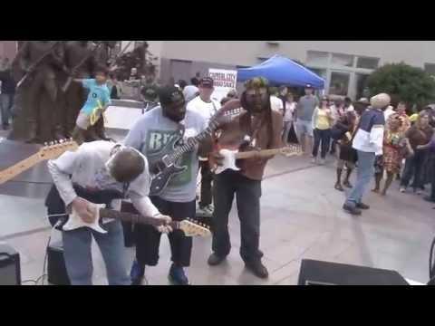 U st. FUNK PARADE (Keep the Funk Alive)  A FIX IT PRODUCTION/C-FUNK VIDEO