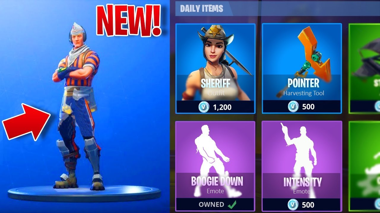 Most Exclusive Unreleased Items In Fortnite New Emotes Skins