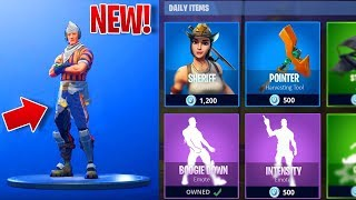 MOST EXCLUSIVE UNRELEASED ITEMS IN FORTNITE! - NEW Emotes, Skins & MORE! (Fortnite Battle Royale)