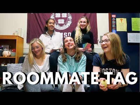 MEET MY HARVARD ROOMMATES! Freshman Year Roommate Tag