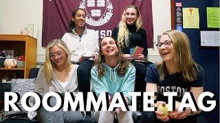 MEET MY HARVARD ROOMMATES! Freshman Year Roommate Tag