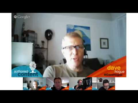 Authored Content, Episode 30: Flat design and Apple with Dave Hogue