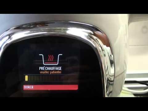 moulinex cookeo in italiano menu ricette cottura impostazioni pentola youtube. Black Bedroom Furniture Sets. Home Design Ideas