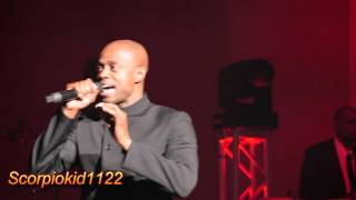 Kem I Can't Stop Loving You Promise To Love Tour. 11-20-15