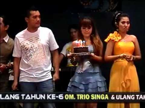 OM.TRIO SINGA * SELAMAT ULANG TAHUN, Trio Singa Artis *(TRS Sby-24Apr2011)