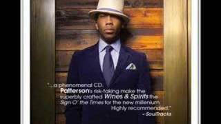 Watch Rahsaan Patterson Delirium comes  Goes video