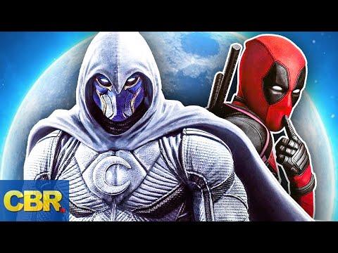 Deadpool VS Moon Knight