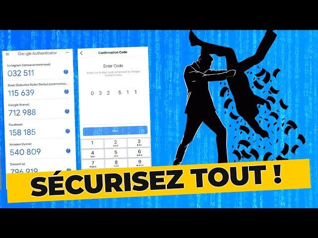 Google Authenticator - Sécurisez votre cryptomonnaie avec le 2FA - Tutoriel sécurité cyrpto