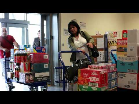 East End Foods Cash and carry Aston Cross Birmingham Corporate video (HD)