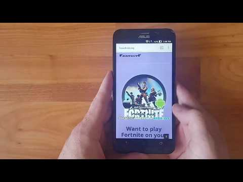 Fortnite Android App