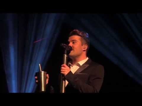 Joe McElderry - Nessun Dorma - Lyric Theatre - Carmarthen - 20/06/2014