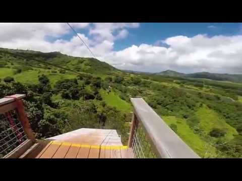 Summertime work and travel program in Kauai, Hawaii 2014 with Gopro3+ Black Edition