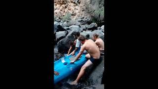 The River Journey (Flor de la Vida)