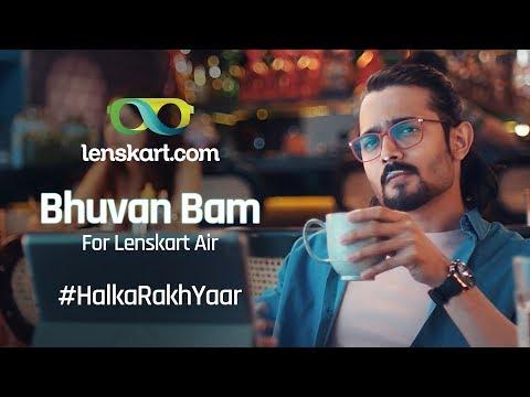 #HalkaRakhYaar I Experience Halke Phulke Frames Ft. BB Ki Vines Bhuvan Bam I Lenskart.com