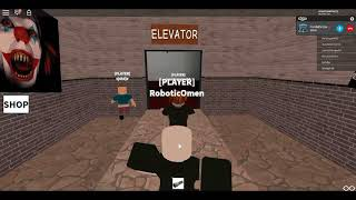 Mr. Slenderman, the hoop, can we get out of this?/ROBLOX