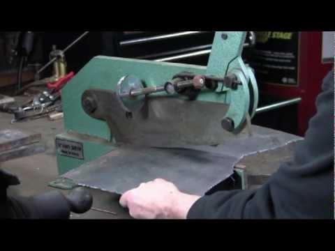 Metal Cutting Bench Cutters