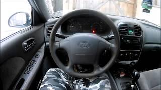 2003 Kia Optima / Magentis 2.0 - Interior Review