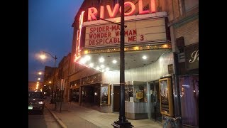 VLOG #81: Treating Myself To A Movie At The Rivoli Theater