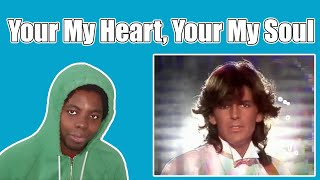 FIRST TIME HEARING Modern Talking - You're My Heart, You're My Soul (REACTION!!!)