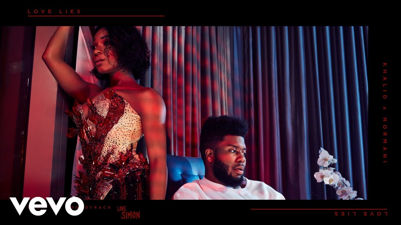 Khalid & Normani - Love Lies (Audio) - YouTube