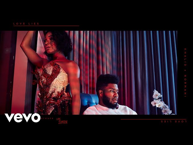 Khalid & Normani - Love Lies (Audio)