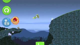 Bad Piggies Flight in the Night Level 4-26 Walkthrough 3 Star