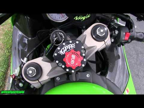 How to ride a Motorcycle? Basic Lesson for Beginners (Kawasaki NINJA)